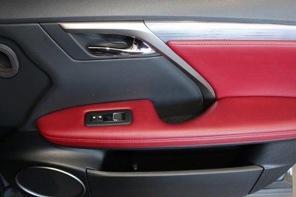 2019 Lexus RX 350 F Sport