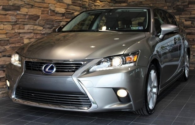 2017 Lexus Ct 200h In Allentown Pa Of Lehigh Valley