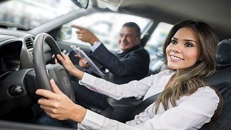 Schedule a Test Drive | Car Dealer in Allentown, PA | Lexus