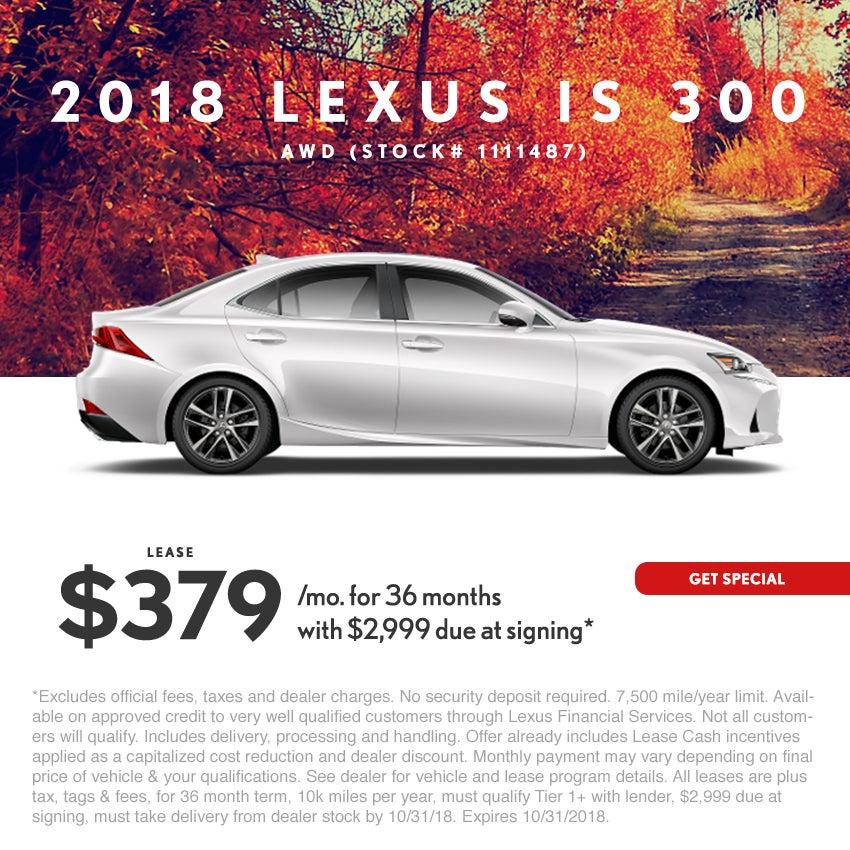 Lexus IS Lexus Of Lehigh Valley Specials Allentown PA - Allentown car show 2018