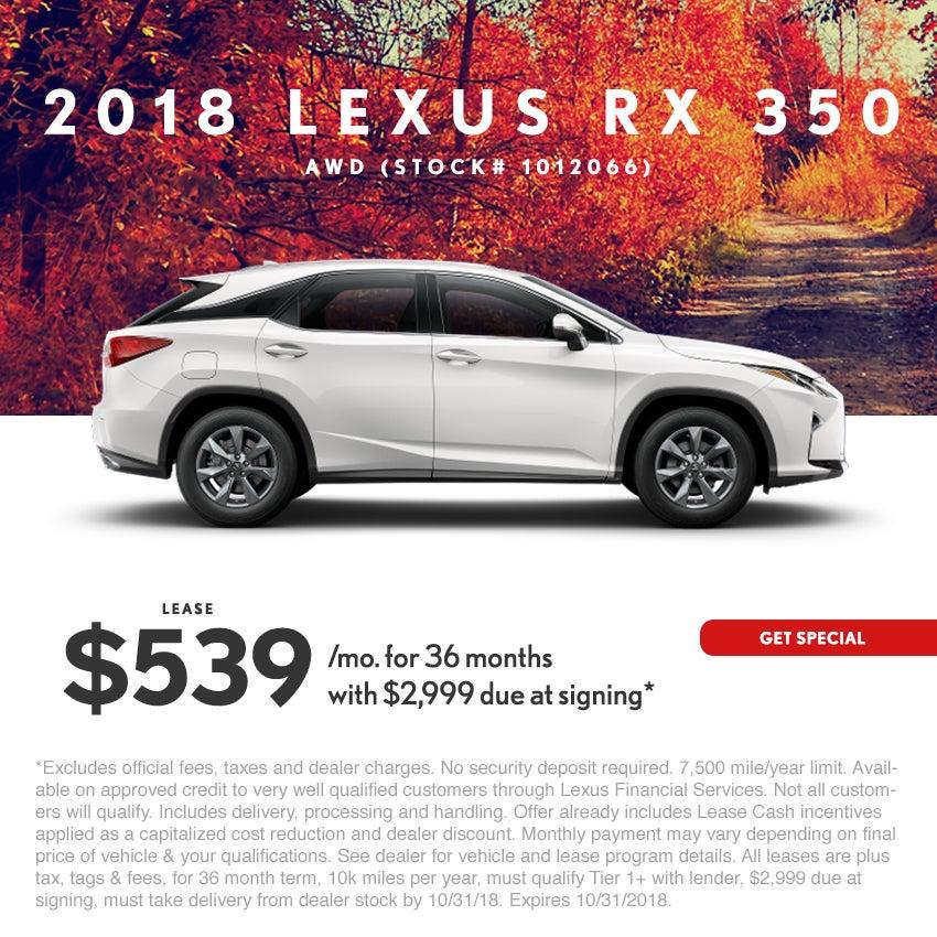 Lexus RX Lexus Of Lehigh Valley Specials Allentown PA - Allentown car show 2018